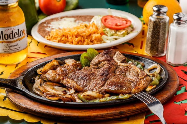 Steak Cotija