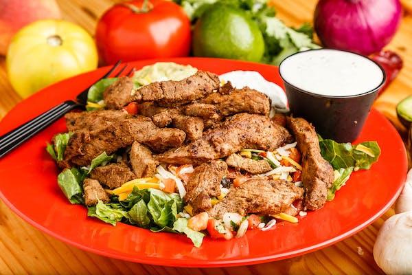 Fajita Style Salad