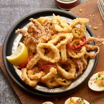 Spiked Calamari