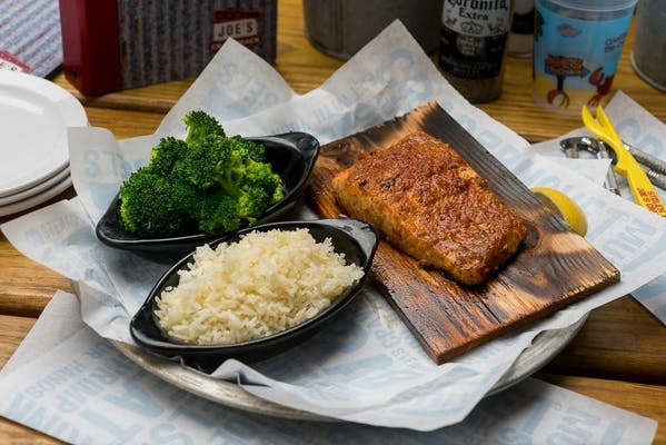 Cedar Roasted  Salmon