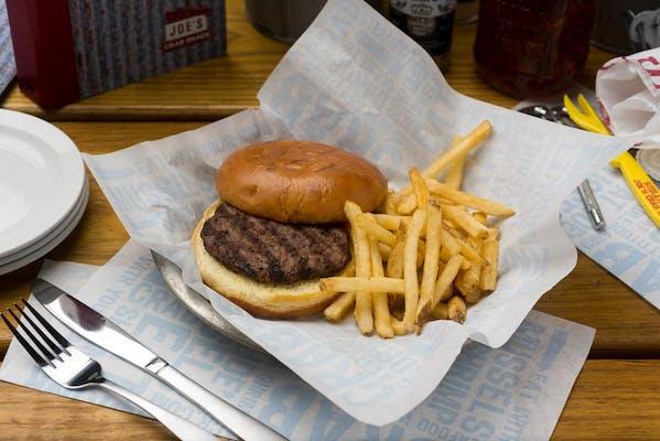 Kid's Beach Burger