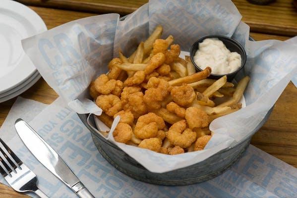Kid's Rockin' Popcorn Shrimp