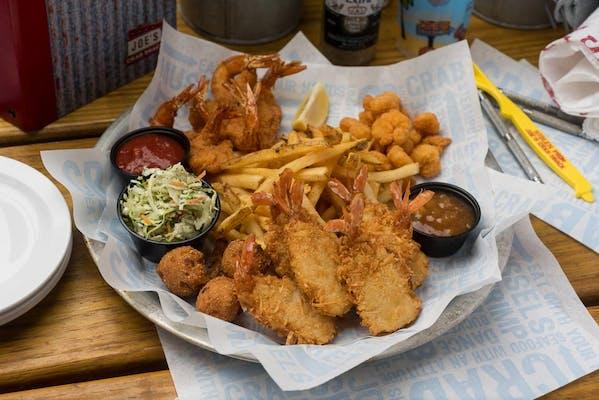 Shrimp Trio