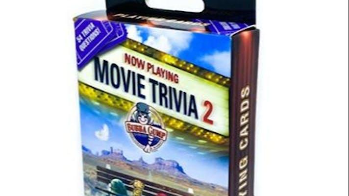 Movie Trivia Cards