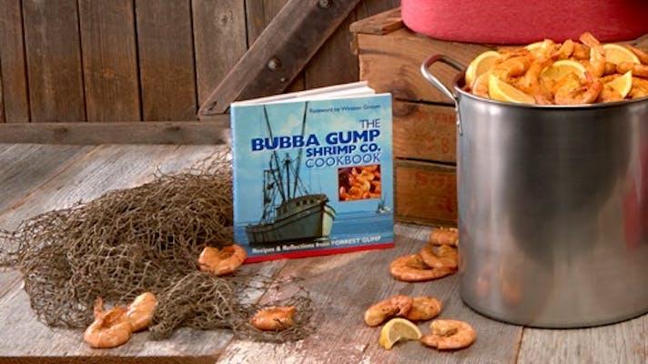 Bubba Gump Cookbook