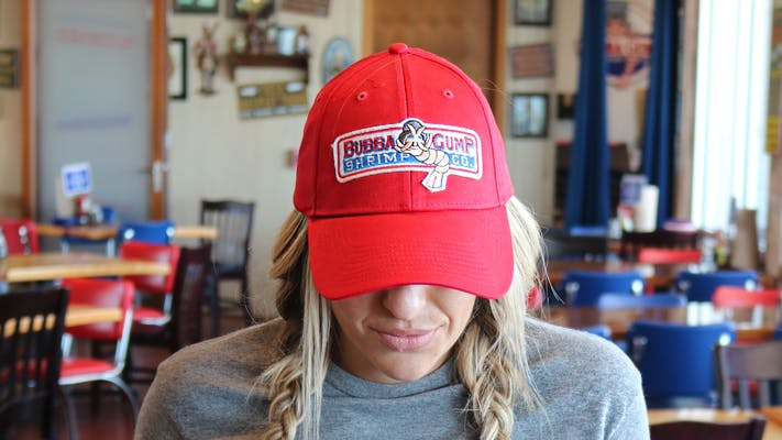 Authentic Forrest Baseball Cap