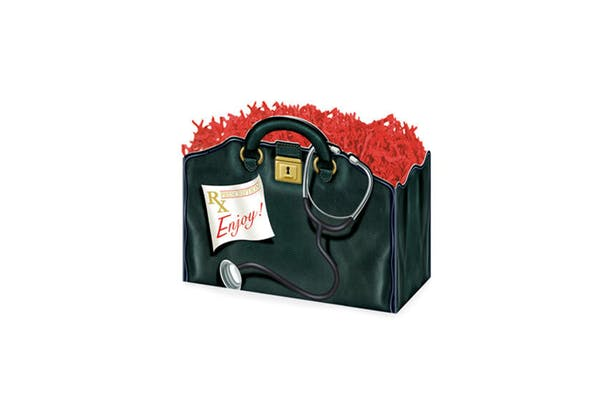 Doctor's Bag Small Gift Box