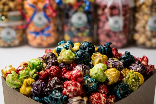 Fruity Popcorn