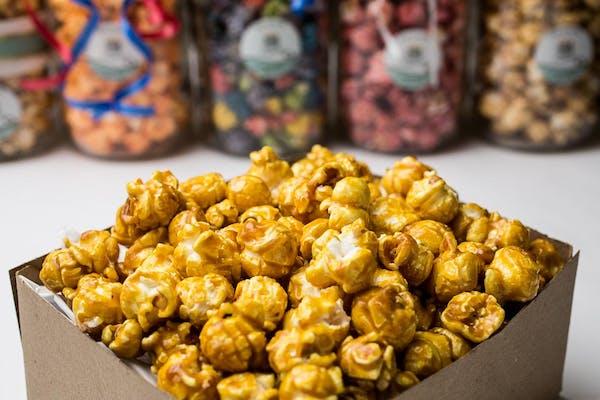 Caramel Popcorn Combo