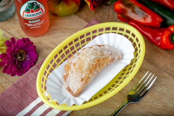 Guava Berry & Cream Empanada