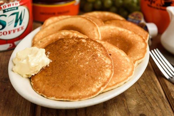 Demi-Dollar Pancakes
