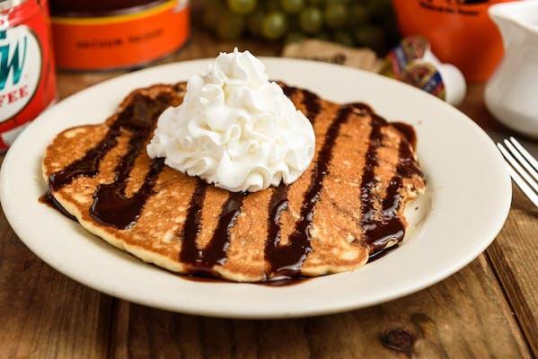 Chocolate Chip Pancakes