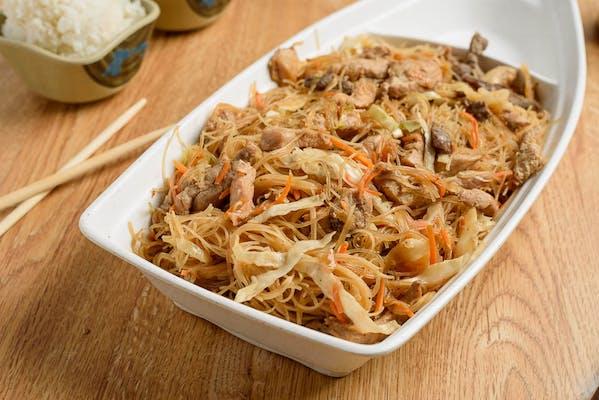 Pancit Bihon Noodle Entrée