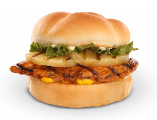 Hawaiian Chicken Sandwich