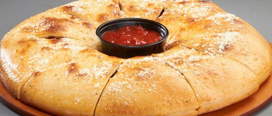 Ham, Bacon & Cheddar Calzone
