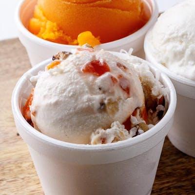 Dry Fruit Ice Cream