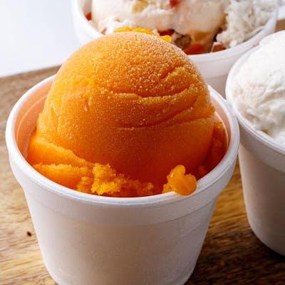Mango Sherbert
