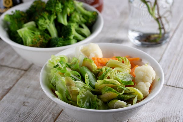 Side of Steamed Veggies