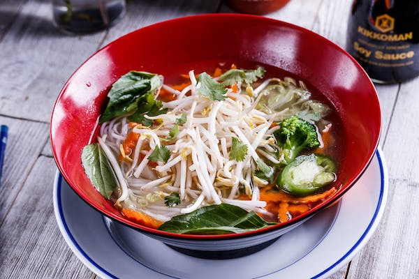 P8. Mixed Vegetable Pho