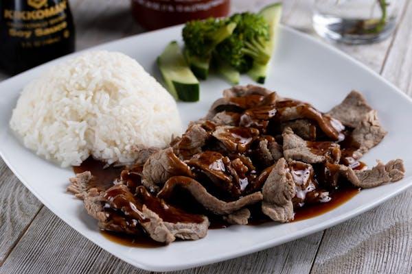 Teriyaki Beef