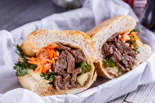 Grilled Beef Sandwich