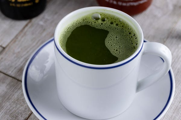 Hot Honey Ginger Green Tea