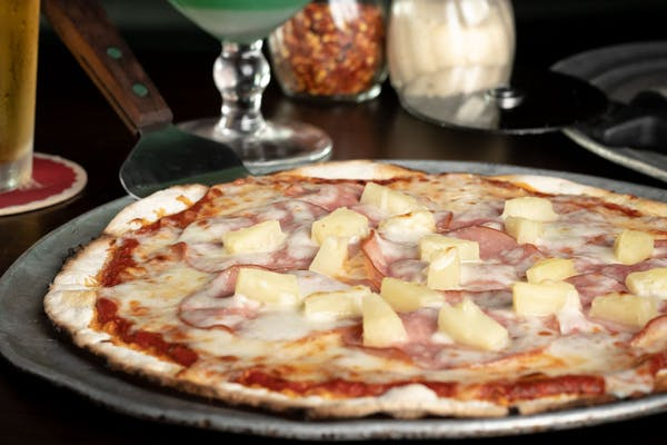The Hawaiian Pizza