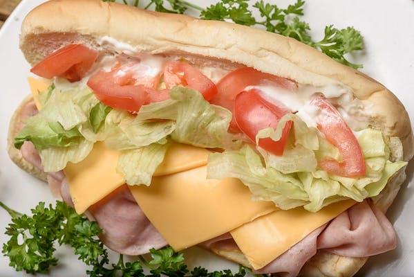 Murphy's Po-Boy Sandwich