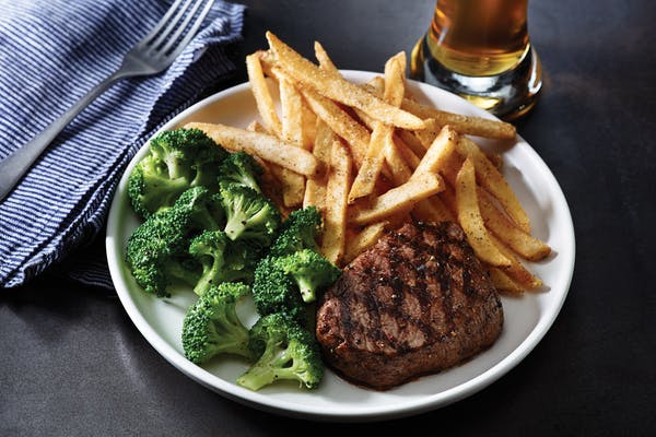 (6 oz.) USDA Choice Top Sirloin