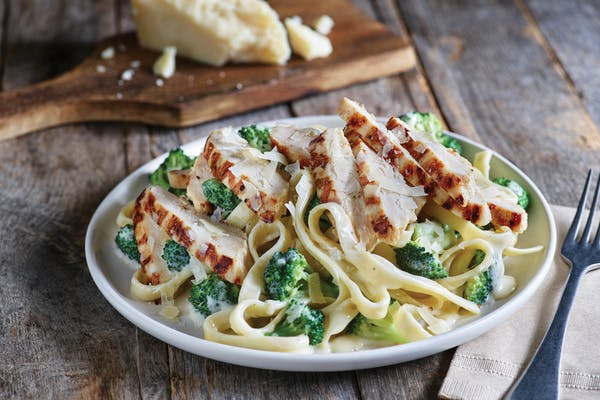 Classic Chicken Broccoli Alfredo