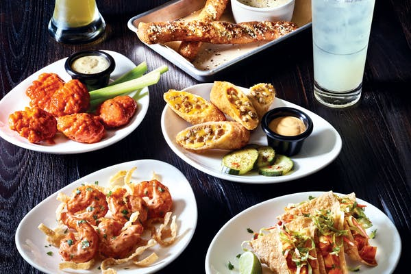 Build Your Own Appetizer Sampler