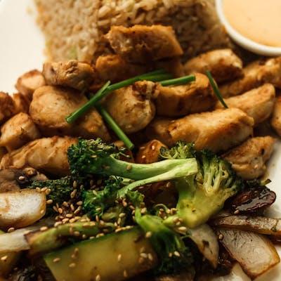 Hibachi-Style Chicken