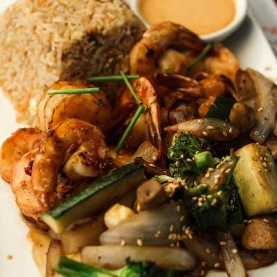 Hibachi-Style Shrimp