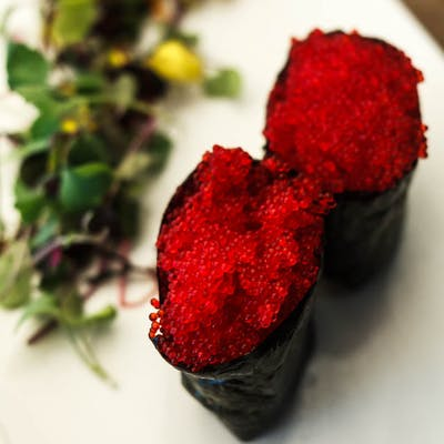 Tobiko (Flying Fish Roe)
