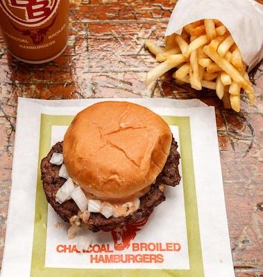 #1 Original Burger