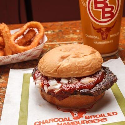 #2 Hickory Sauce Burger
