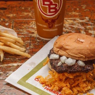 #3 Cheddar Burger
