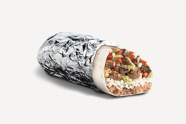 Epic Carne Asada Burrito