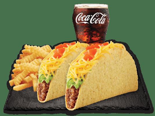 Beyond Taco Combo Meal