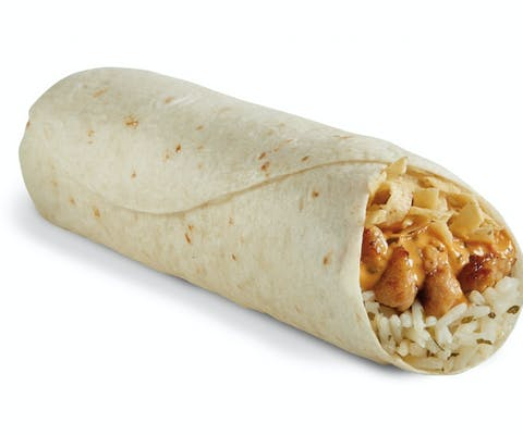 Chicken Crunch Burrito