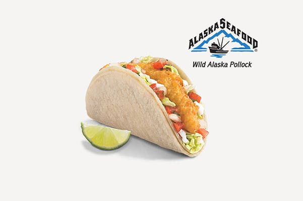 Beer-Battered Fish Taco