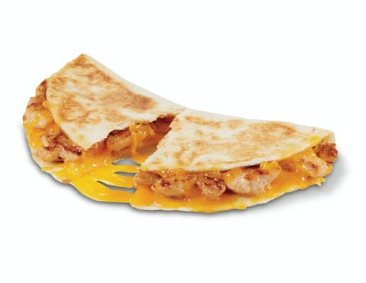 Chicken Quesadilla Snacker