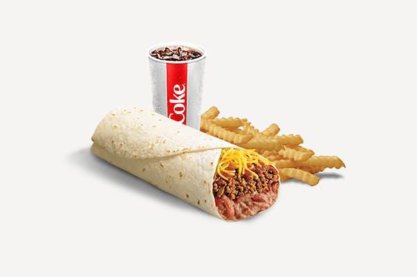 Del Combo Burrito Combo
