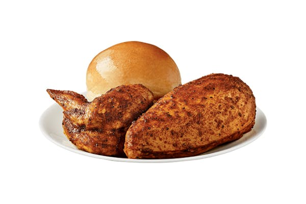 (2 pc.) Roasted Chicken Combo