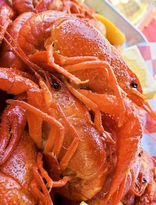 1 lb. Crawfish