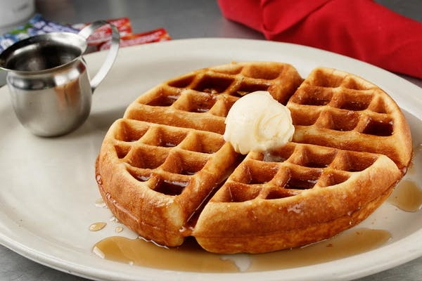 Quick Belgian Waffle