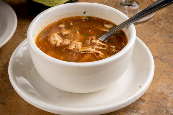 Mama's Chicken Pastina Soup