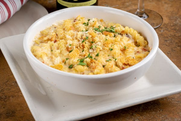 Baked Lobster Mac N Cheese