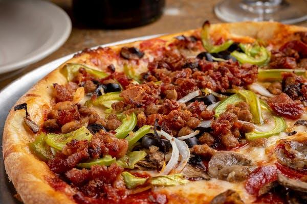 Mario's Seawall Special Pizza
