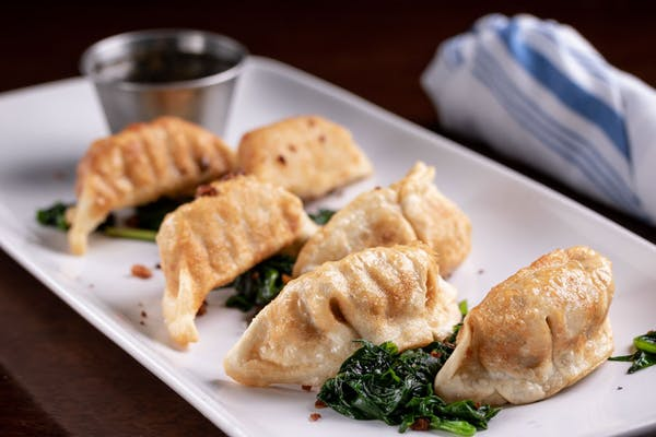 Lunch Potstickers